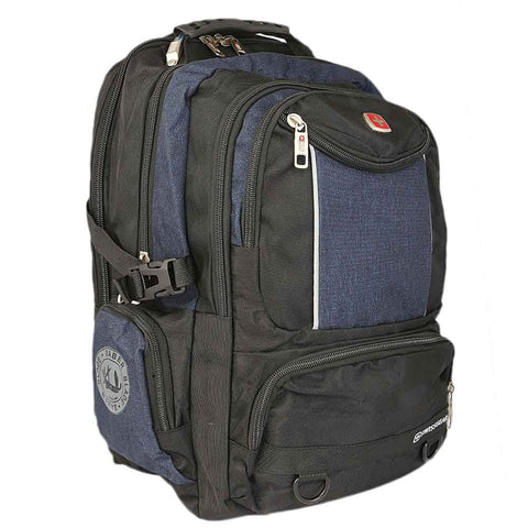 Laptop Bag 6026 - Navy Blue