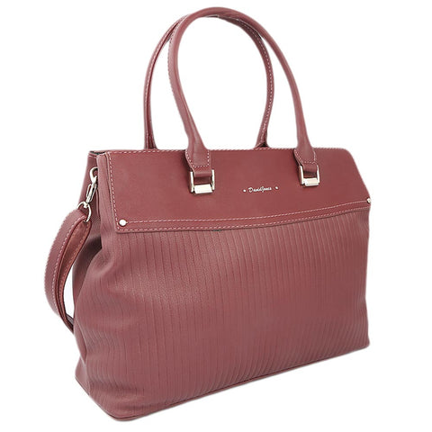 Women's Handbag - Dark Bordeaux