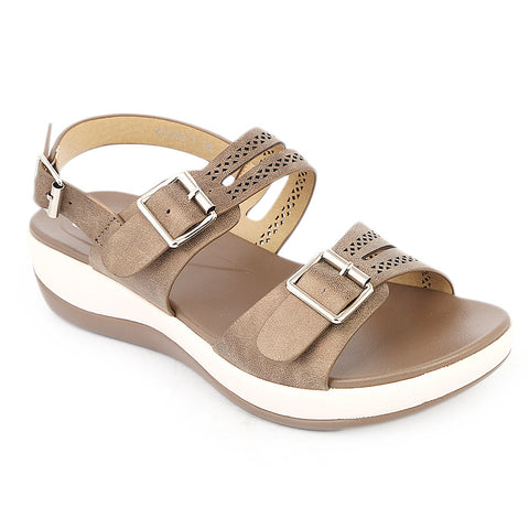 Women's Sandal (62599-1) - Brown