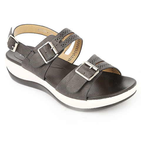 Women's Sandal (62599-1) - Black