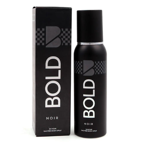 Bold Gas Free Noir Body Spray 120ml - test-store-for-chase-value