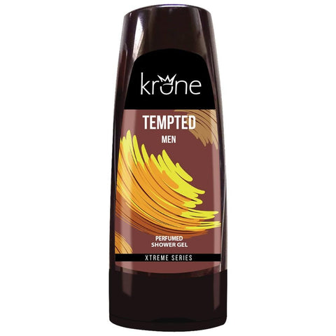 Krone Tempted Men Shower Gel 250ml - test-store-for-chase-value
