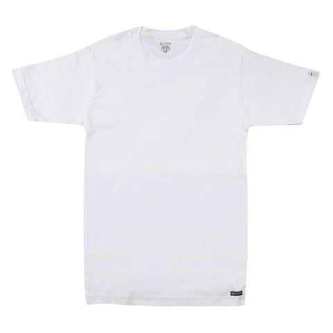 Jockey Classic Crew Neck T-Shirt - White - test-store-for-chase-value