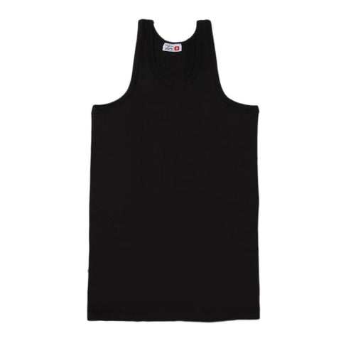 Lily Luxury Sando Vest - Black - test-store-for-chase-value
