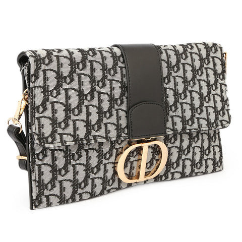 Women's Clutch 68010 - Black