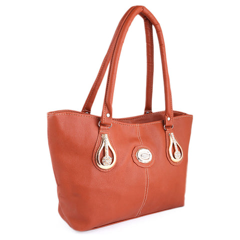 Women's Handbag (6833) - Rust - test-store-for-chase-value