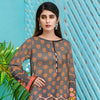 Anchal Digital Printed Masoori Un-Stitched Kurti - 06