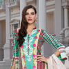 Monsoon Printed Lawn 3 Piece Un-Stitched Suit Vol 2 - 6 B