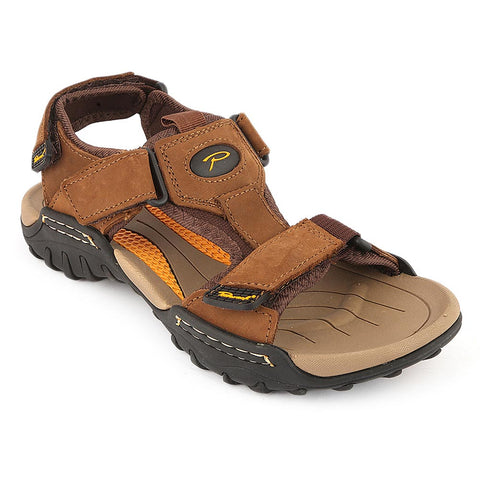 Men's Kito Sandal (705) - Coffee
