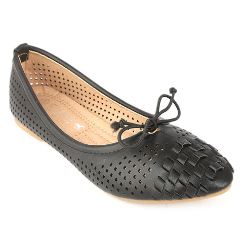 Women's Fancy Pumps (7061-19) - Black - test-store-for-chase-value