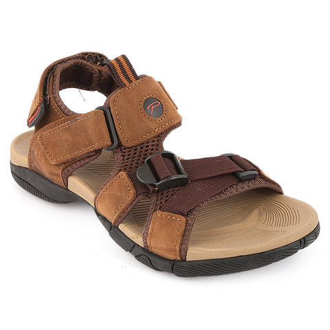 Men's Kito Sandal (719) - Coffee
