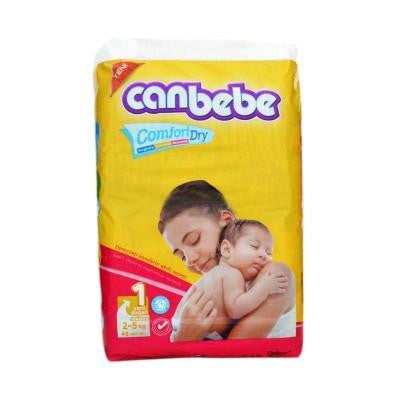 Canbebe Super New Born 48 Pcs (2kg-5kg) - test-store-for-chase-value