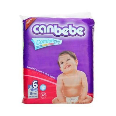Canbebe Super Extra Large 24 Pcs (16+ kg) - test-store-for-chase-value