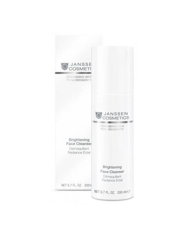 Jannsen Brightening Face Cleanser (200ml) - test-store-for-chase-value