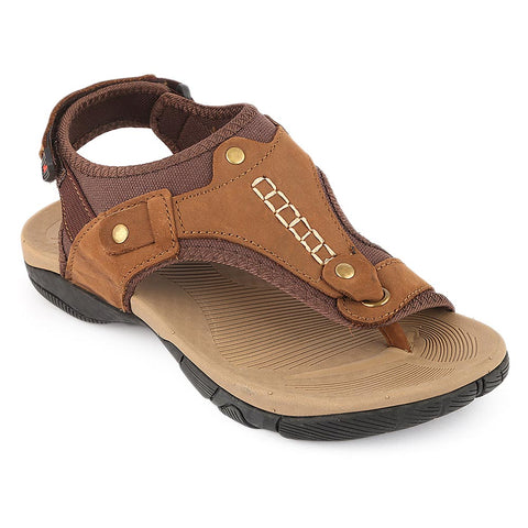 Men's Kito Sandal (780) - Coffee