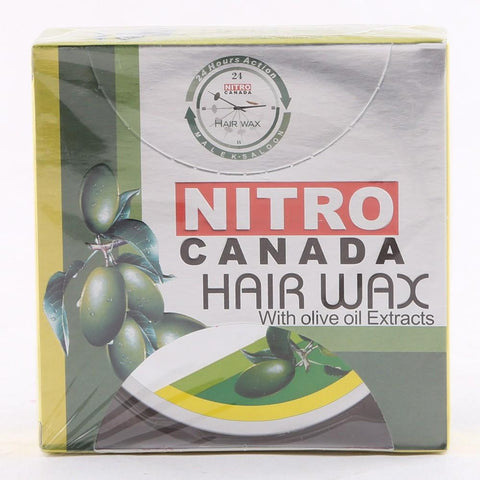 Nitro Canada Hair Wax olive oil - test-store-for-chase-value
