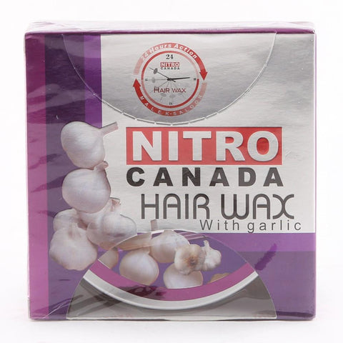 Nitro Canada Hair Wax garlic - test-store-for-chase-value