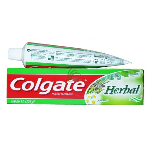 Colgate Herbal (100ml) - test-store-for-chase-value