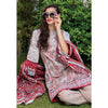 Monsoon Printed Lawn 3 Piece Un-Stitched Suit Vol 2 - 7 B