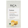 Rica Cold Wax Strip Lemon 20 Strips