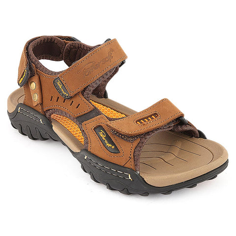 Men's Kito Sandal (806) - Coffee