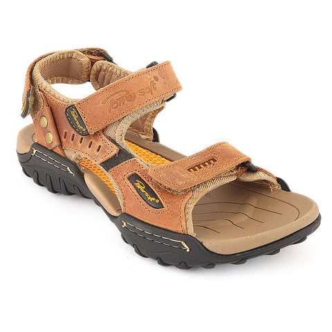 Men's Kito Sandal (806)- Brown