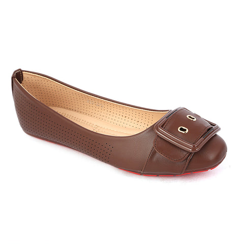 Women's Pumps 810-279 - Brown