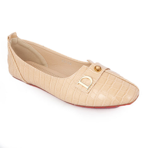 Women's Pumps 810-348 - Beige