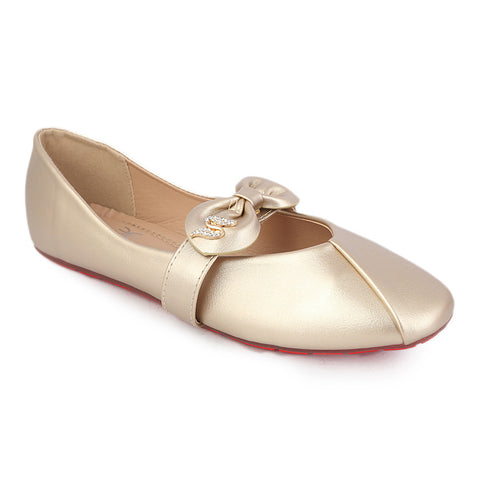 Women's Pumps 810-377 - Golden