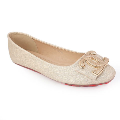 Women's Pumps 810-H260 -Gold