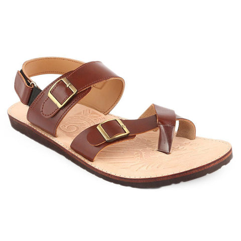 Men's Sandals ( 812 ) - Brown - test-store-for-chase-value