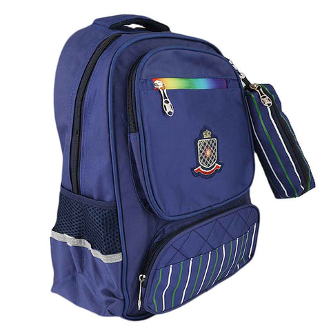 Kids School Bag (8230) - Royal Blue