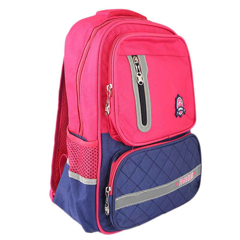 Kids School Bag (8231) - Purple