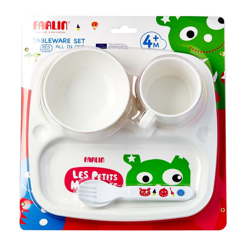 Farlin Table Ware Set (PER-246) - test-store-for-chase-value