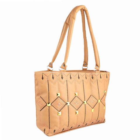 Women's Handbag (879) - Beige - test-store-for-chase-value