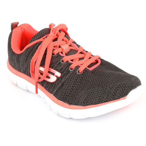 Women's Sports Shoes (8818) - Black - test-store-for-chase-value