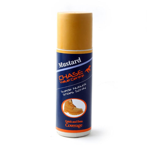 CVC Nubuck Spray Mustard 250ml - test-store-for-chase-value