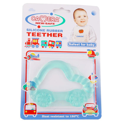 Camera New Safe Silicone Rubber Teether - test-store-for-chase-value