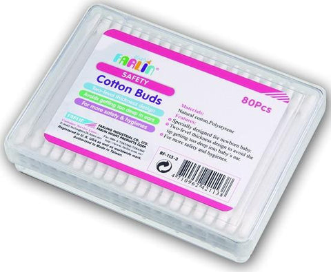 Baby Farlin Safety Cotton Buds - test-store-for-chase-value