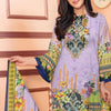 Saqaffat Digital Printed Dhanak 3 Pcs Un-Stitched Suit - 09