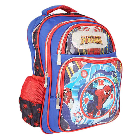 School Bag 9088 - Spider-man