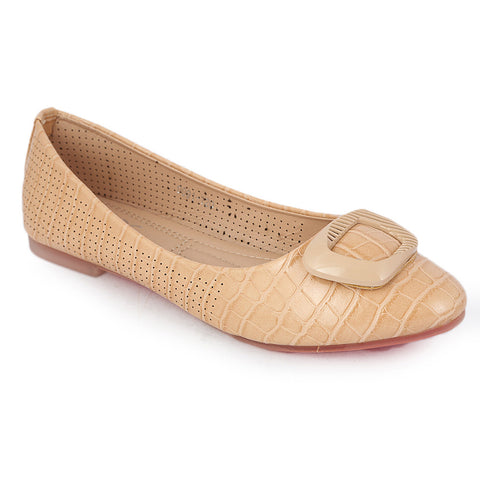 Women's Pumps 9091-120- Beige