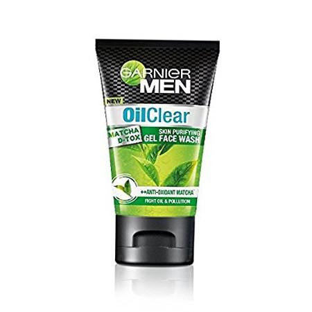 Garnier Men Oil Clear Face Wash 50g - test-store-for-chase-value
