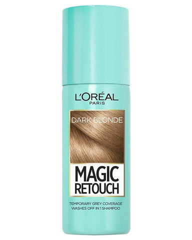L'Oreal Instant Root Concealer Spray Dark Blonde 75ml - test-store-for-chase-value