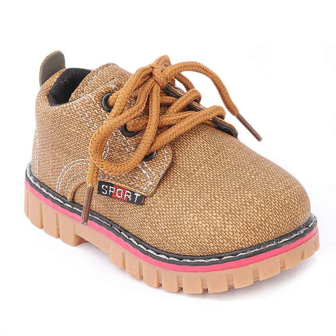 Boys Casual Shoes 963 - Brown