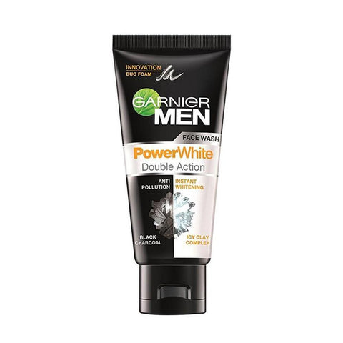Garnier Men Power White Face Wash 50g - test-store-for-chase-value