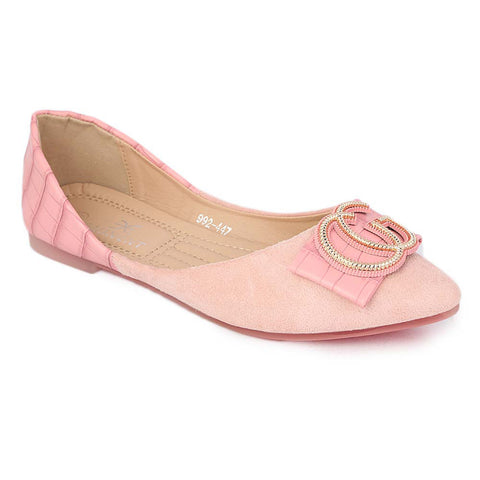 Women's Pumps 992-447 -Pink