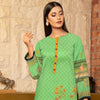 Anchal Digital Printed Masoori Un-Stitched Kurti - 09