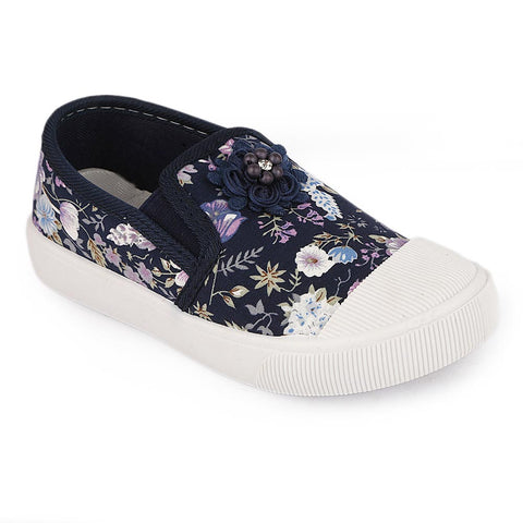 Girls Casual Shoes (A-106) - Blue
