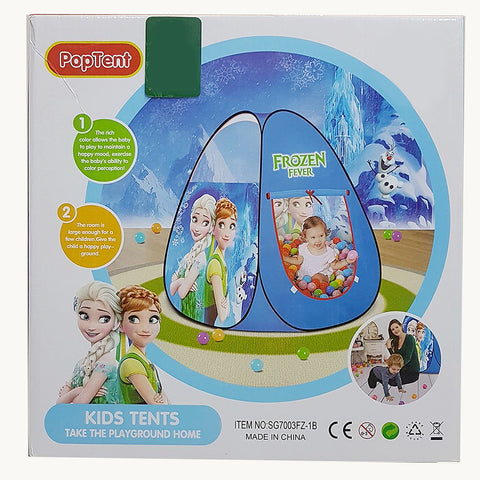 Tent Set for Kids - Blue